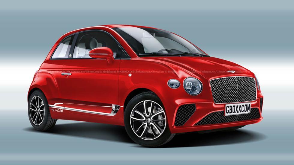 Un Bentley convertido en utilitario