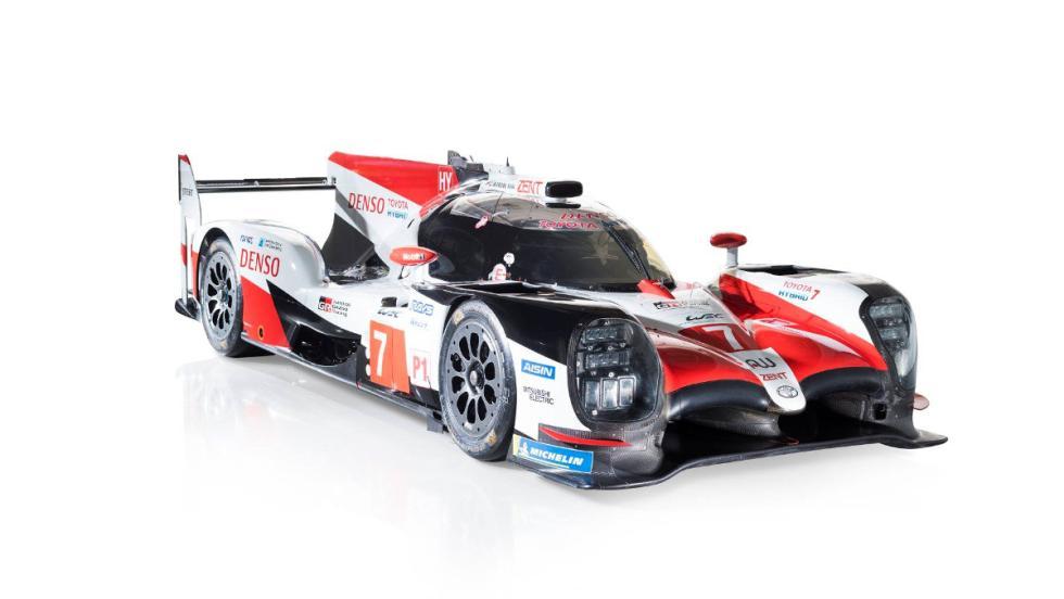 La bestia TS050 Hybrid 2018