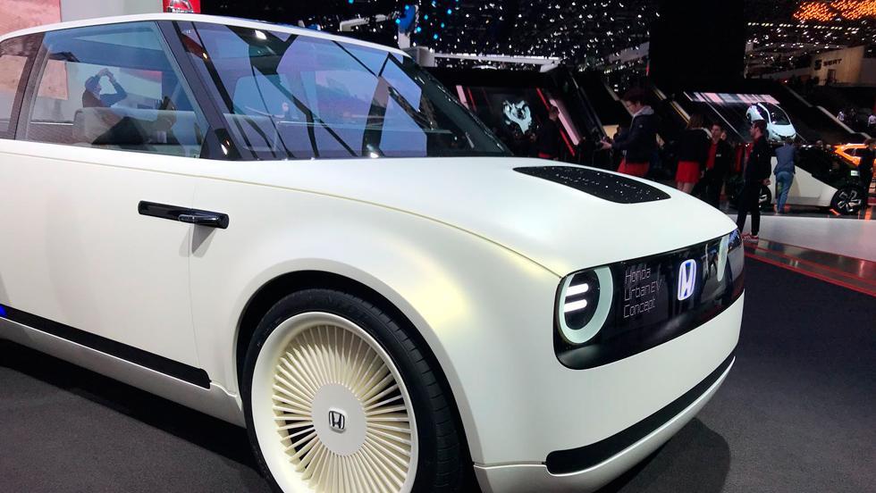 Honda Urban EV Concept (frontal)