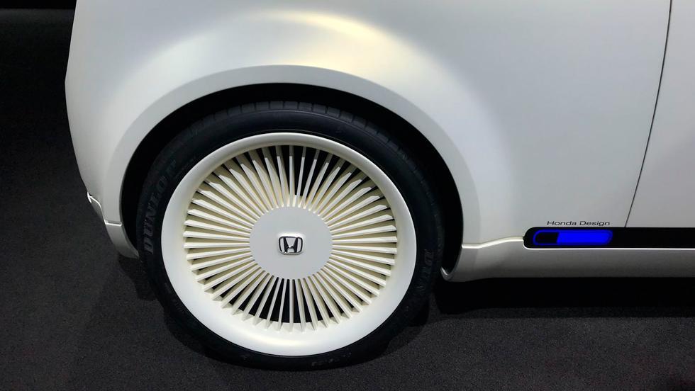 Honda Urban EV Concept (rueda)