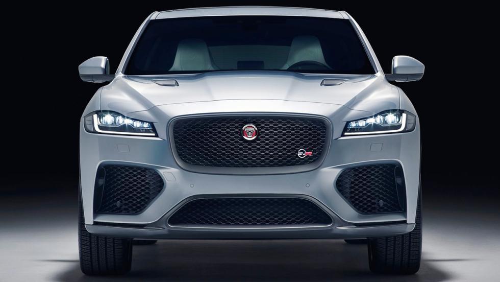 Jaguar F-Pace SVR