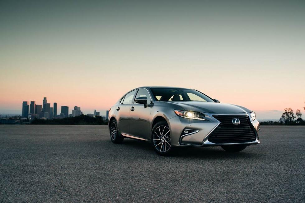 Lexus ES sustituto del GS