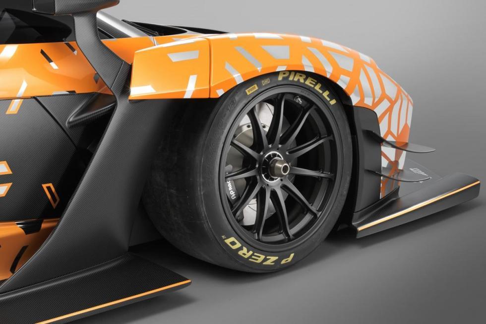 McLaren Senna GTR 2018