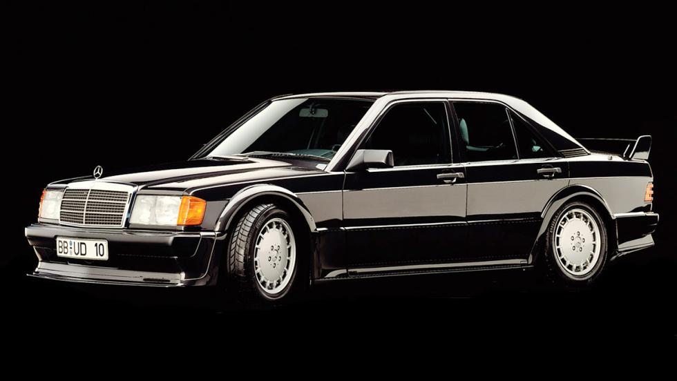 Mercedes 190 E 2.5-16 Evolution