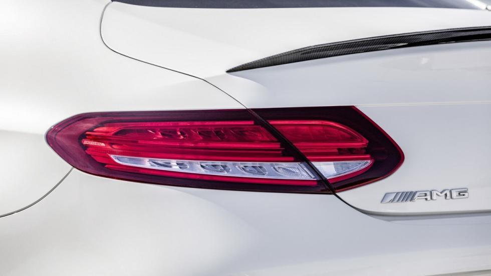 Mercedes-AMG C63 Coupé 2018
