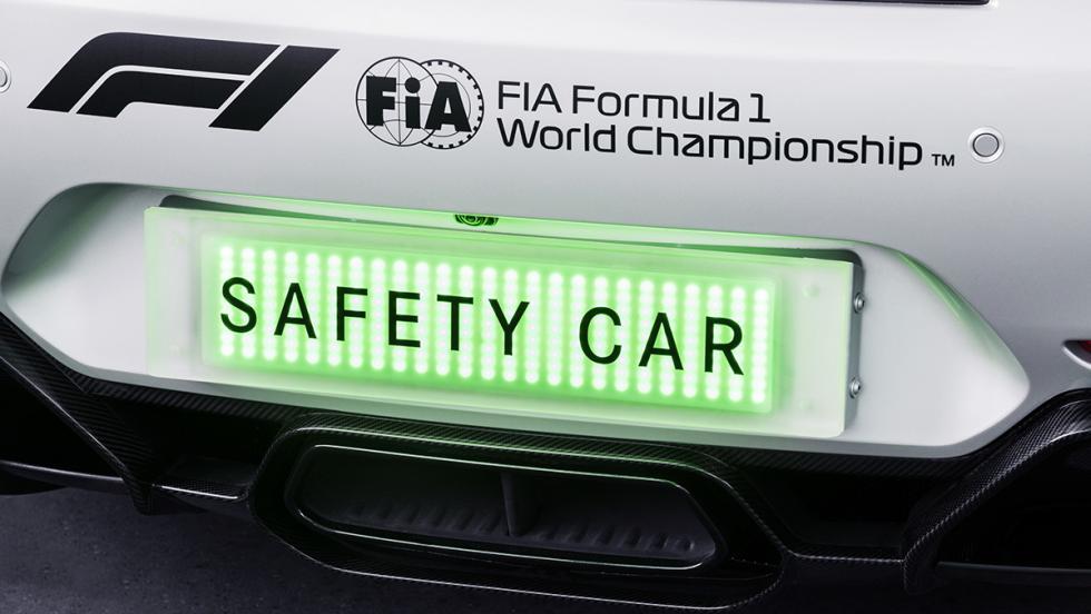 El Mercedes-AMG GT R es el Safety Car de la Fórmula 1 más potente de la Historia
