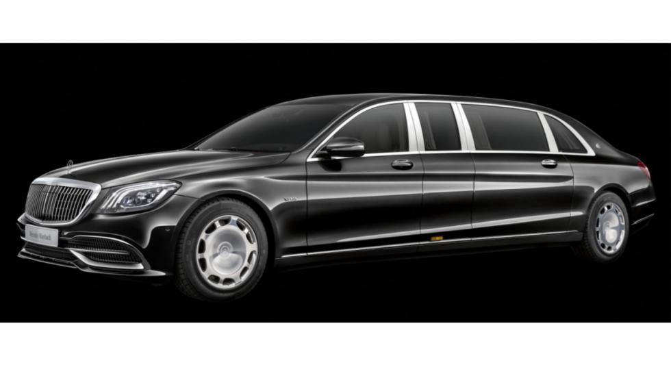 Mercedes-Maybach Pullman 2019