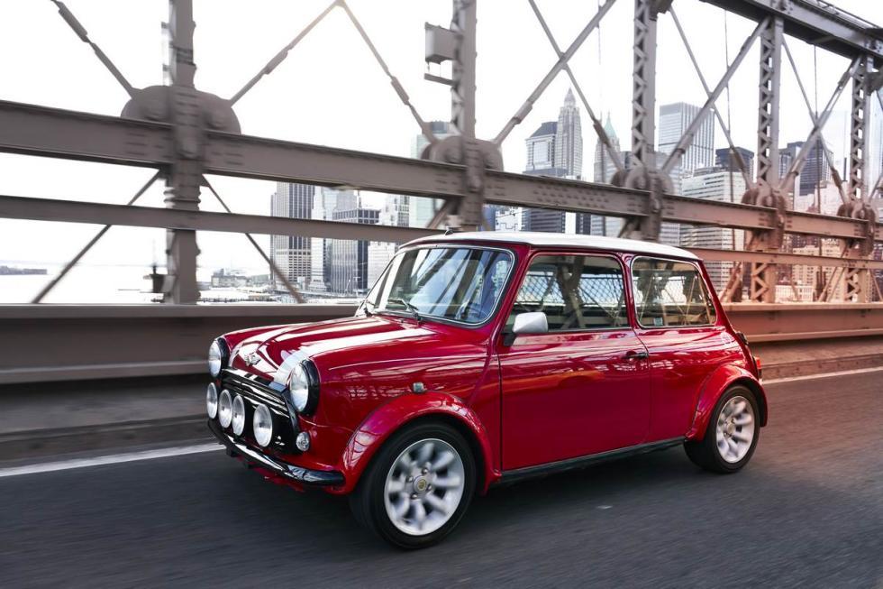 Mini clásico eléctrico