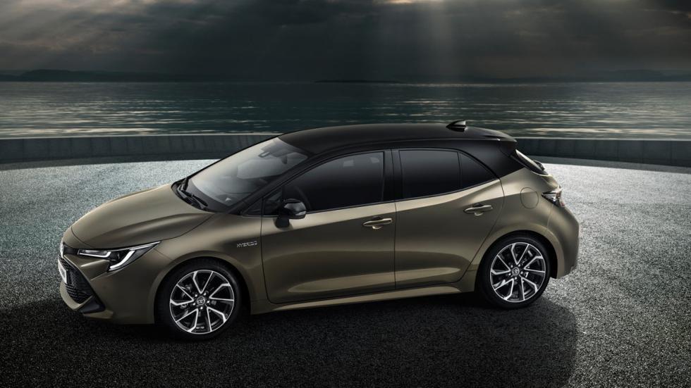 Nuevo Toyota Auris 2018
