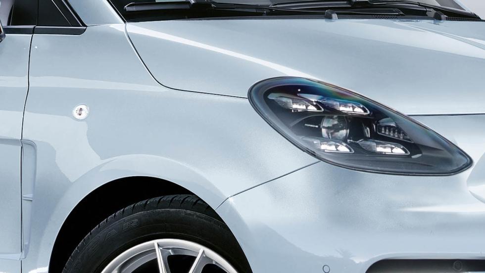 Un Porsche convertido en utilitario