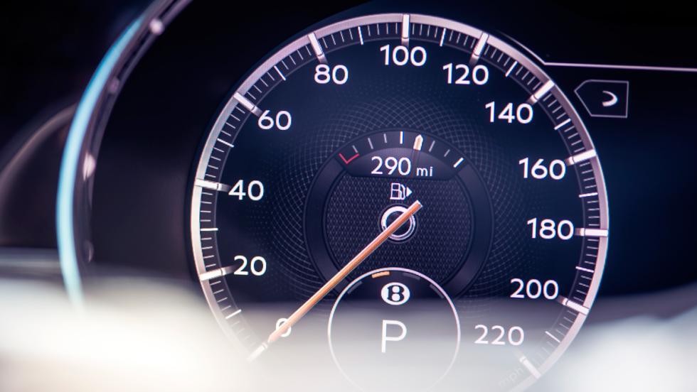 Prueba Bentley Continental GT (cuadro)