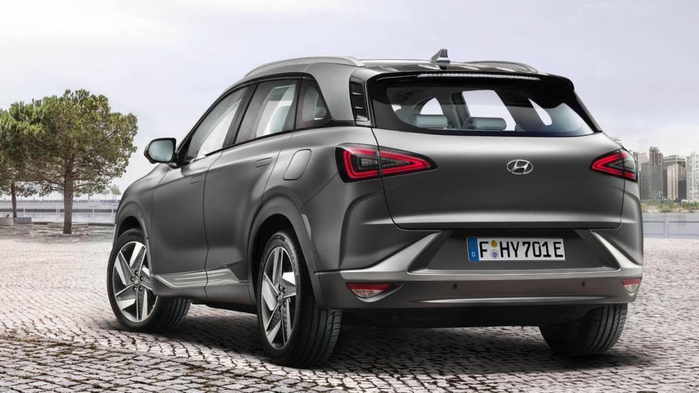 Prueba Hyundai Nexo 2018