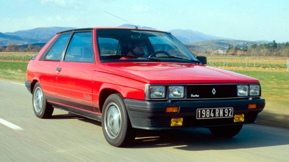 Viejas Glorias Esta Es La Historia Del Renault 11 Turbo Topgear