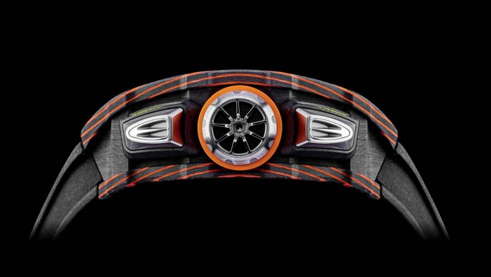 RM11-03 McLaren Automatic Flyback Chronograph