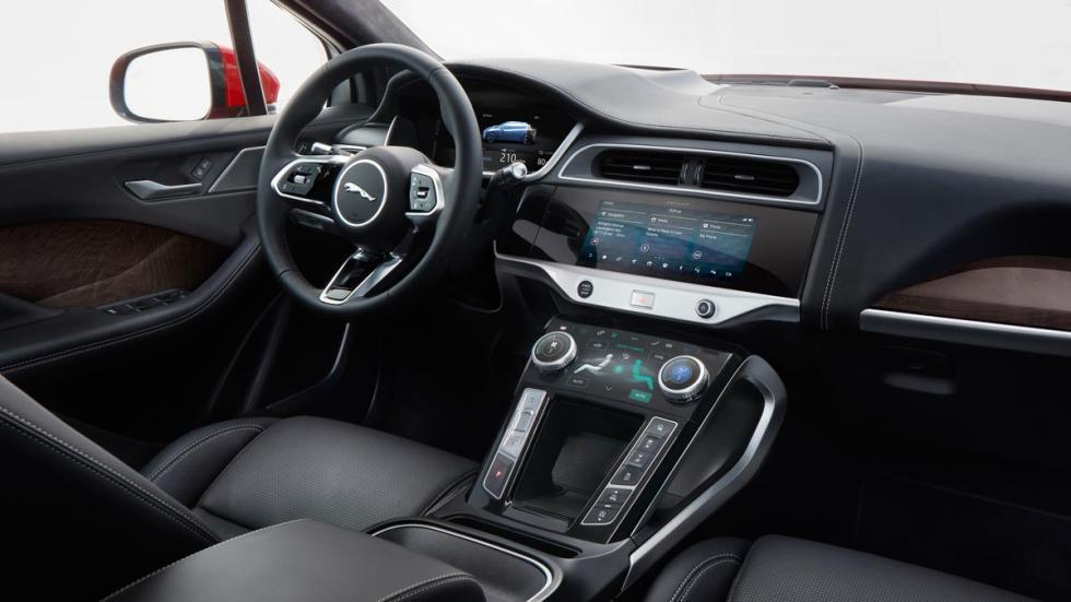 Nuevo Jaguar I-Pace