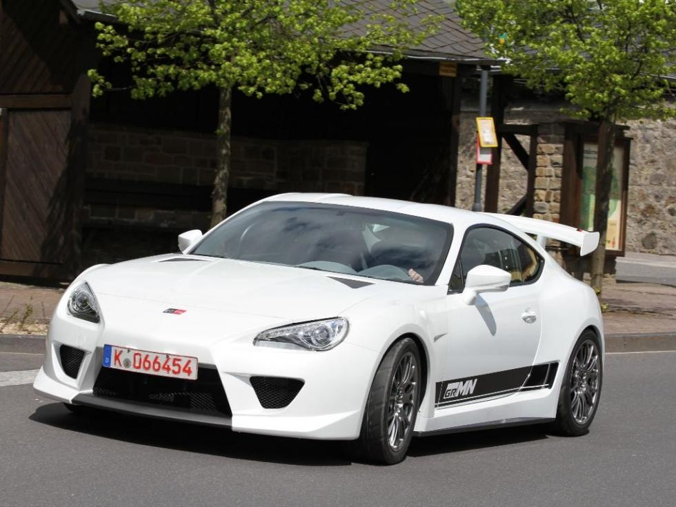Toyota GT86 - Gazoo Racing SPORTS FR Concept