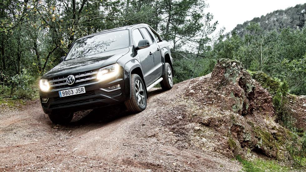 Volkswagen Amarok (descenso)