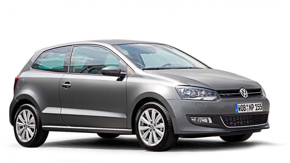 Volkswagen Polo Andy Murray