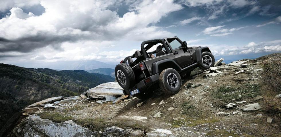 Jeep Wrangler todoterreno de verdad