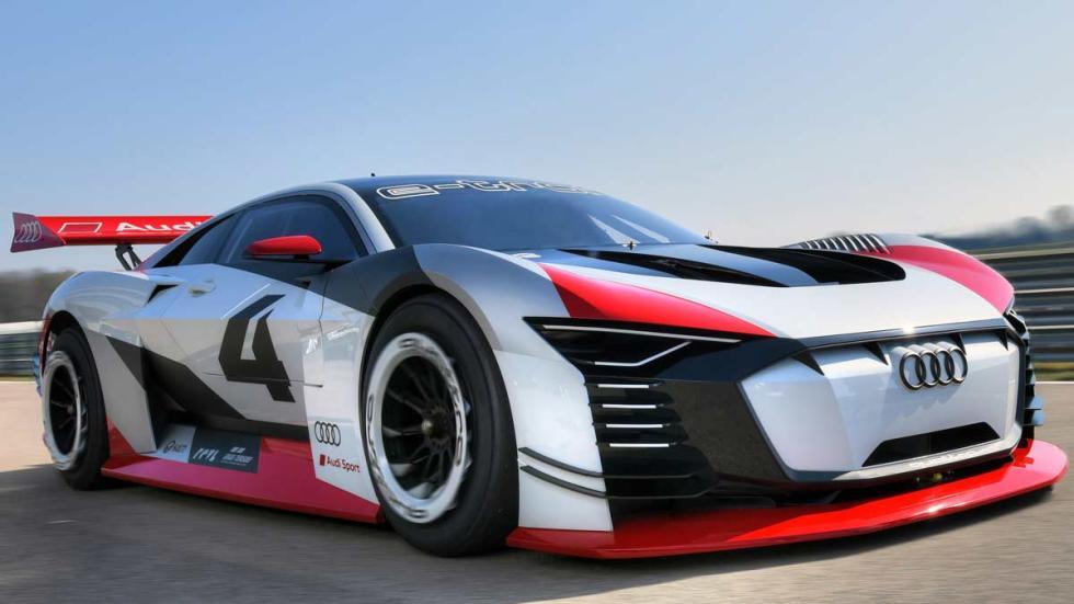 Gran Turismo videojuego deportivo carreras competicion formula e