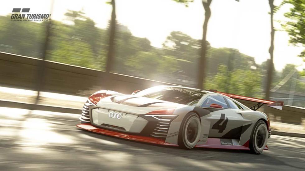 Gran Turismo deportivo carreras competicion formula e