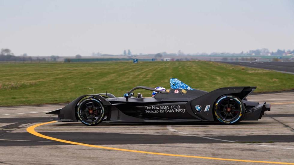 coches electricos deportivo formula e iFE 2018