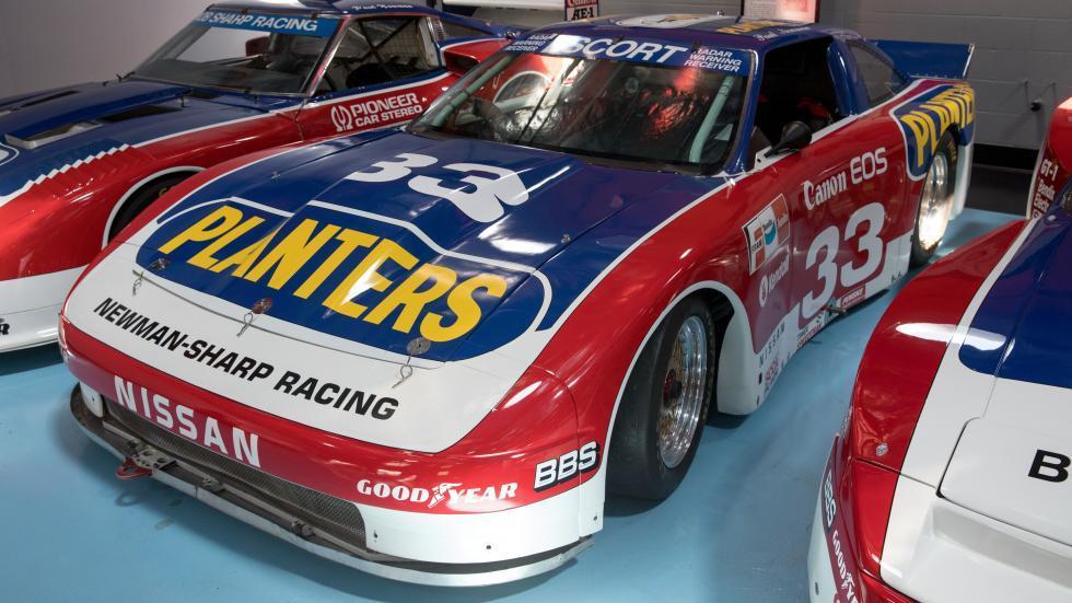 Los coches de carreras de Paul Newman