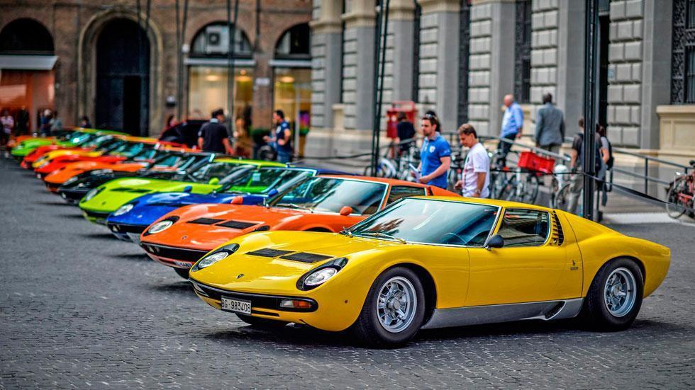 Lamborghini Miura Jota 1970