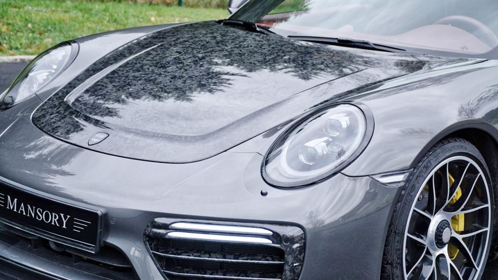 Mansory 911 Carbon