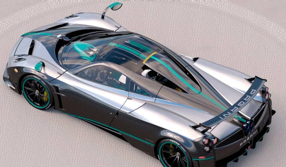 mercedes final produccion coupe lujo deportivo italia