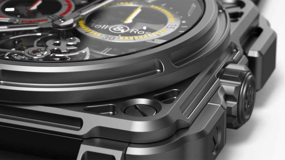 2018 br 03-94 tourbillon chronograph br-x1 reloj f1 team