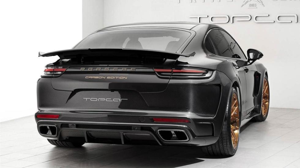 TopCar Panamera GTR Carbon Edition 1/3