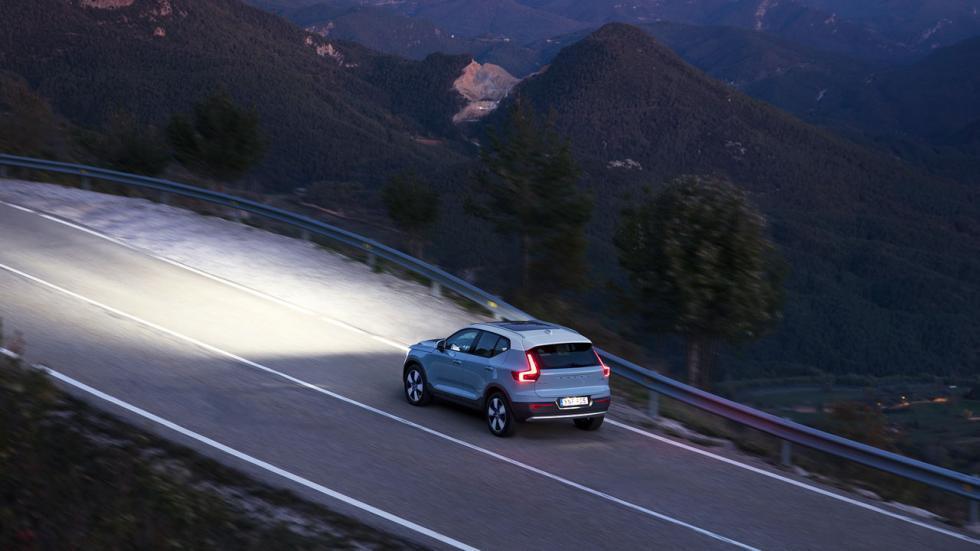 Volvo XC40 precio