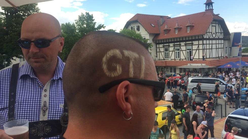 13. Wörthersee 2018: el fan más loco del GTI