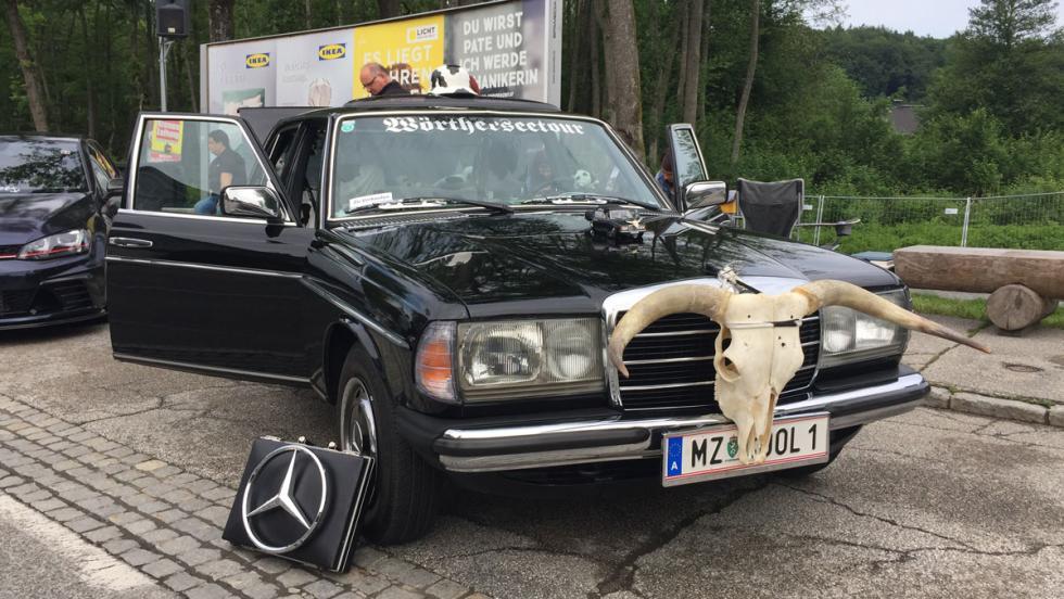4. Wörthersee 2018: ¿un Mercedes cowboy?