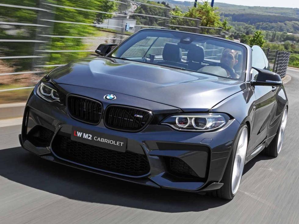 BMW M2 cabrio Lightweight