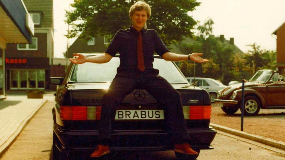 Mercedes 500 SEL (1984)