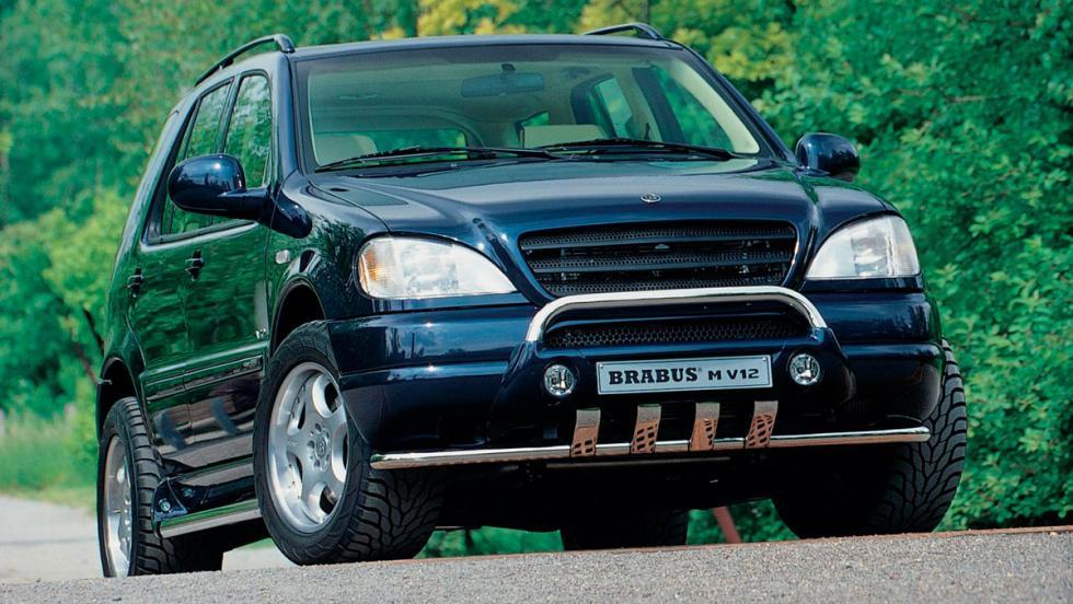 Mercedes Clase M V12 Brabus (1998)
