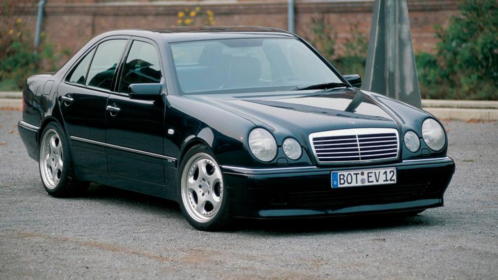 Mercedes Clase E V12 Brabus (1996)