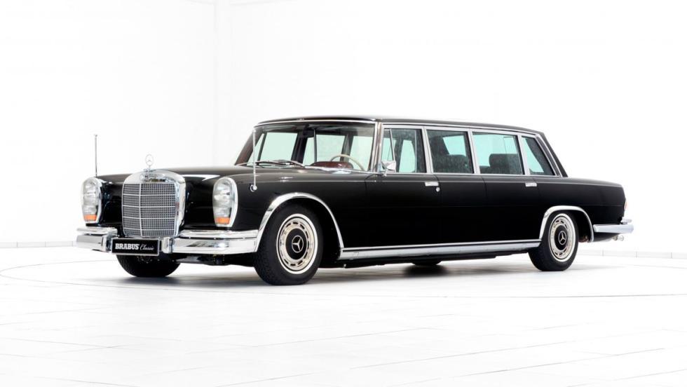 Mercedes clásicos Brabus