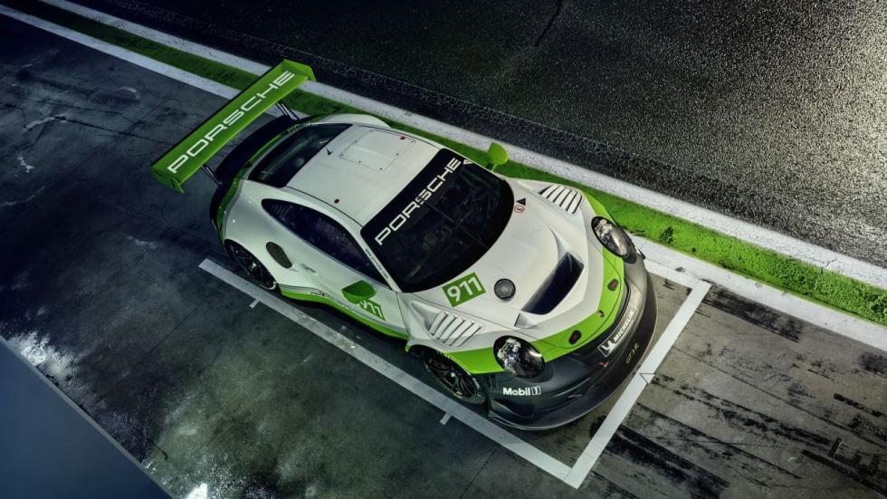 Porsche 911 GT3 R 2018