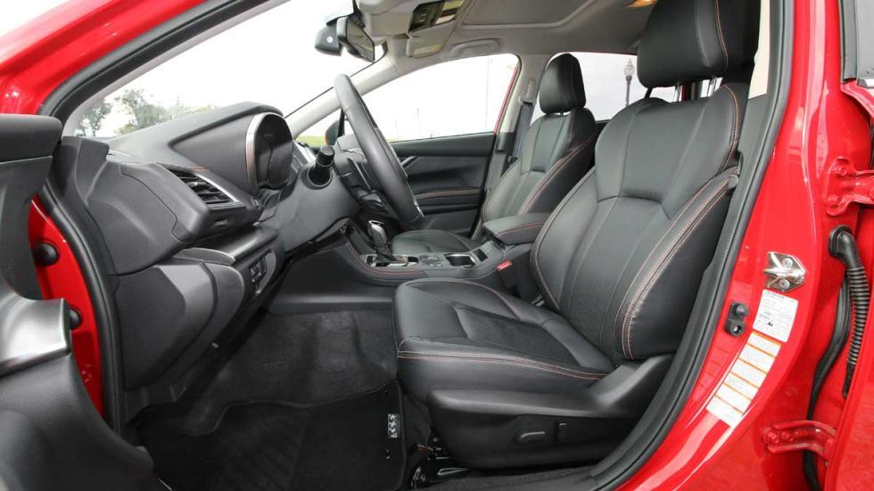 todoterreno barato compacto SUV off-road 4x4 awd rojo