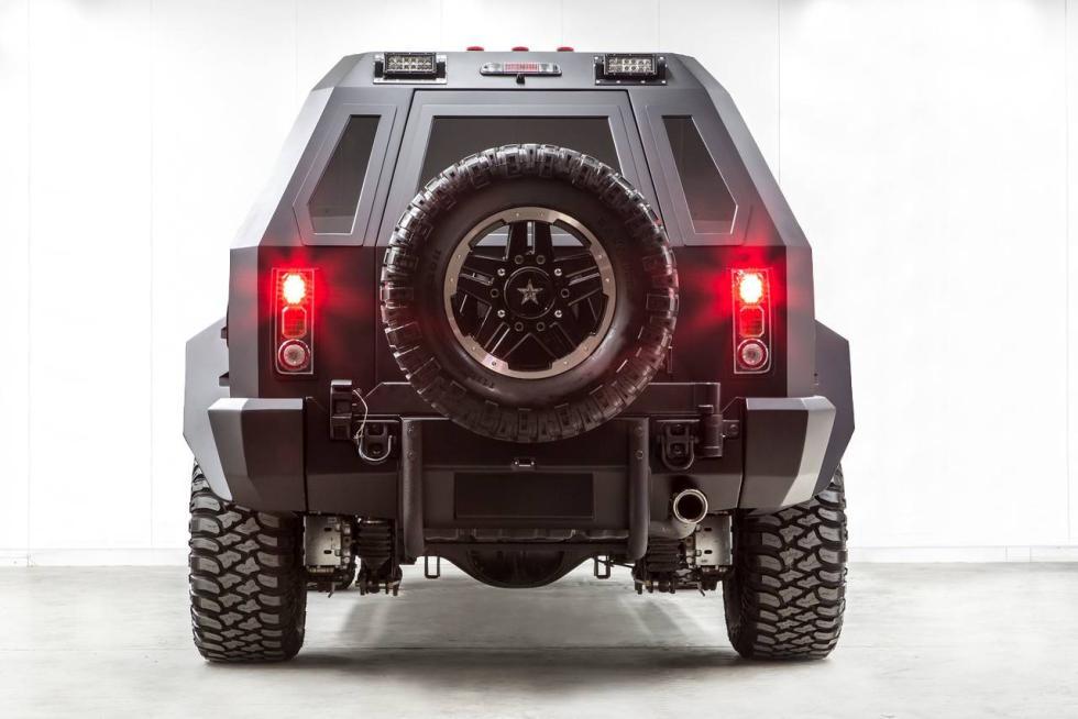 US Special Vehicle Rhino GX