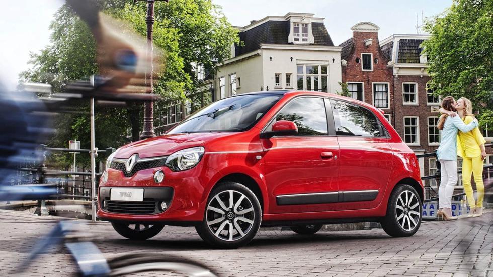 5 cepos que se mueven menos que De Gea bajo palos - Renault Twingo