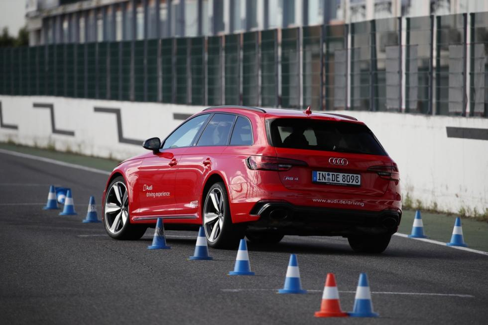 Audi Driving Experience 2018