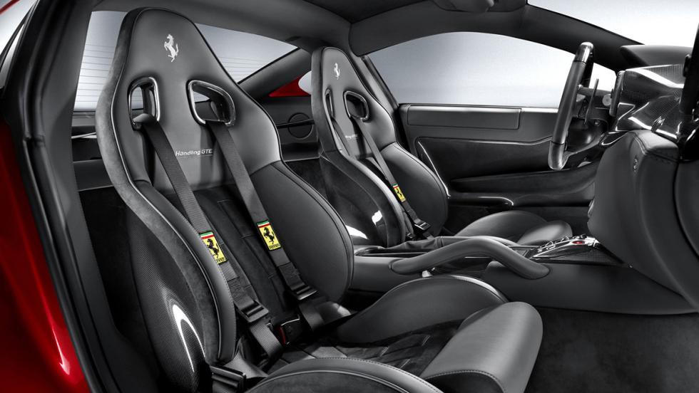 Los coches de Cristiano Ronaldo - Ferrari 599 GTB Fiorano HGTE