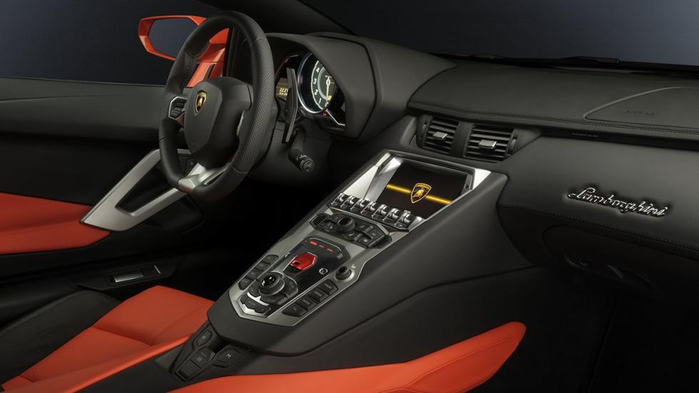 Los coches de Cristiano Ronaldo - Lamborghini Aventador