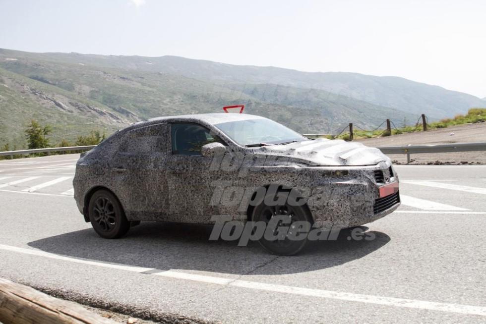 Nuevo SUV Dacia-Renault