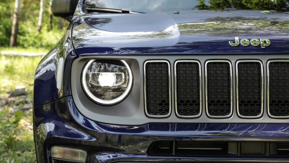 Prueba Jeep Renegade 2019 (faro)