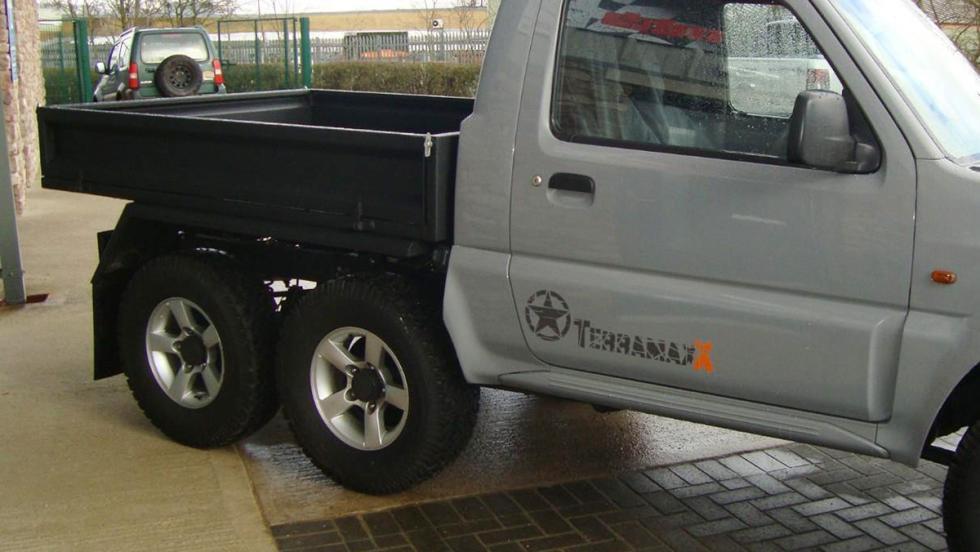 Suzuki Jimny Terramaxx by Torque Performance